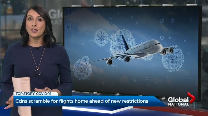 حمایت ٨۶ درصد کاناداییها از محدودیتهای جدید سفرهای بینالمللی