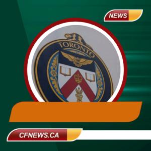 افسر پلیس تورنتو کانادا
