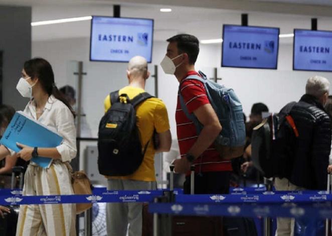 ممنوعیت سفر از هند به ایالات متحده