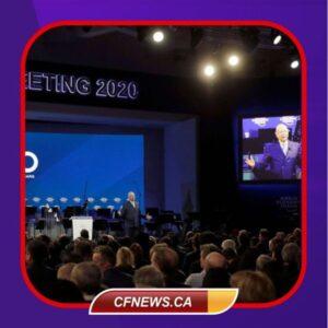 لغو رویداد سالانه مجمع جهانی اقتصاد به دلیل همهگیری کرونا