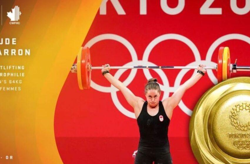 دستیابی کانادا به دومین مدال طلای المپيک توکیو