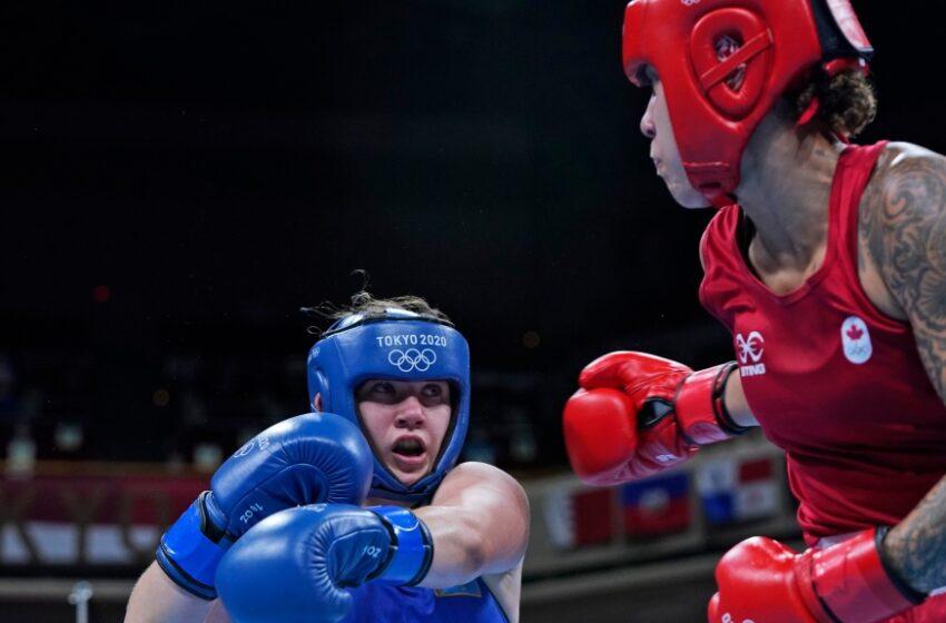 پیروزی بوکسور کانادایی در مسابقات میانوزن المپیک ۲۰۲۰