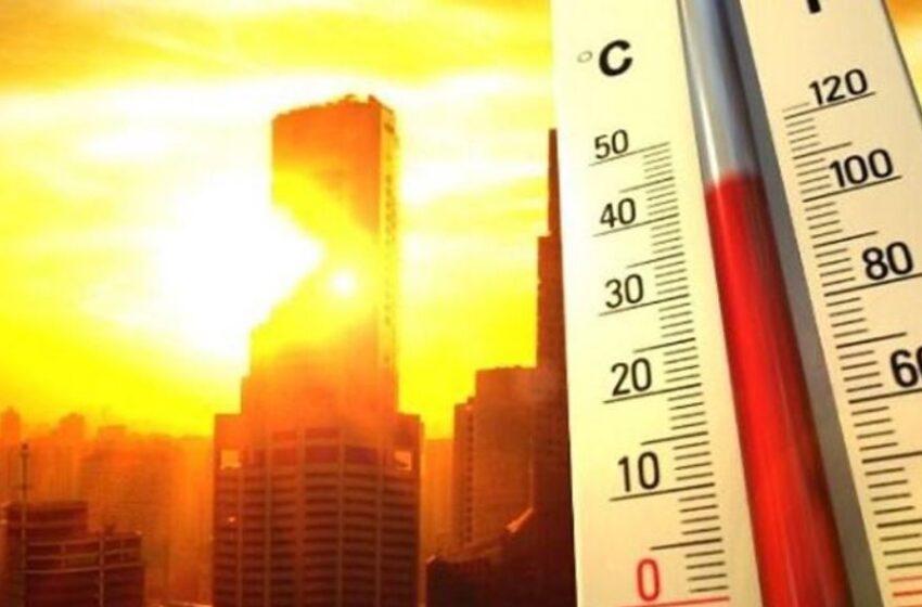 بیش از ۳۰ میلیون نفر در غرب آمریکا برای یک آخر هفته بسیار گرم آماده میشوند