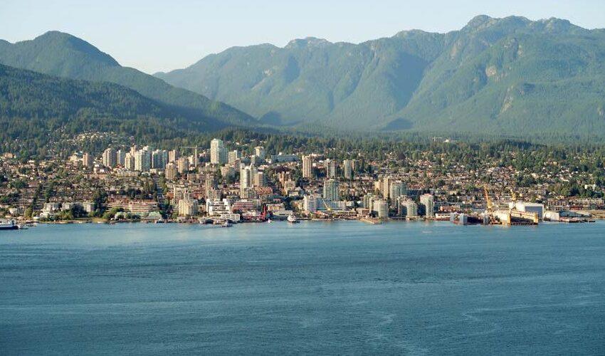 ۴۱ روز بیبارانی در ونکوور