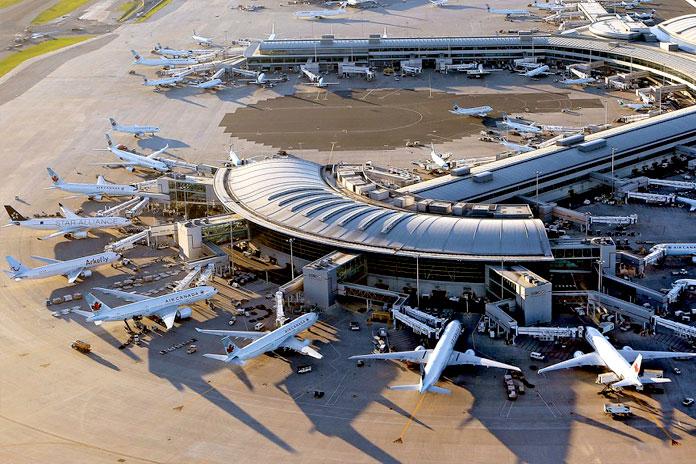 فرودگاه پیرسون مسافرین را تفکیک نخواهد کرد