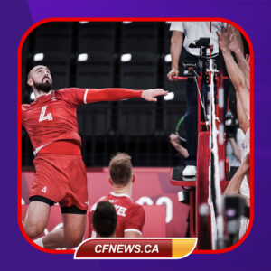 شکست تیم ملی والیبال ایران مقابل کانادا