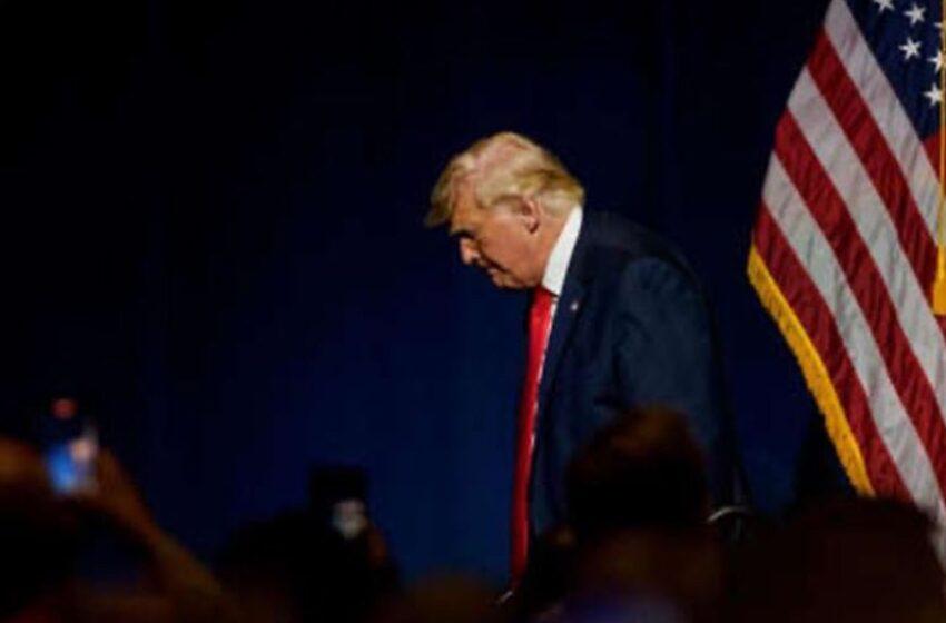 اظهار پشیمانی ترامپ !