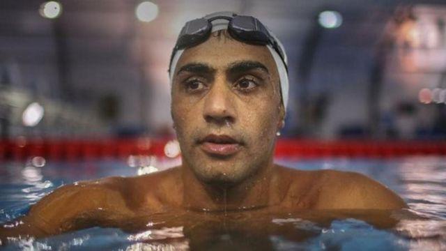 شناگر سوری در یک سفر شگفتانگیز از جنگ داخلی تا پارالمپیک