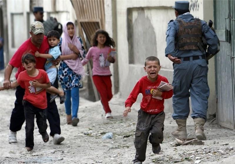 ۲۷ کودک طی خشونتهای ۳ روز اخیر در افغانستان کشته شدند