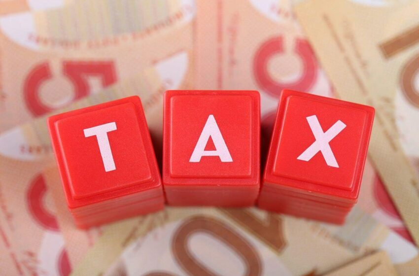 میزان مالیات برای مشاغل و شرکت ها در کانادا