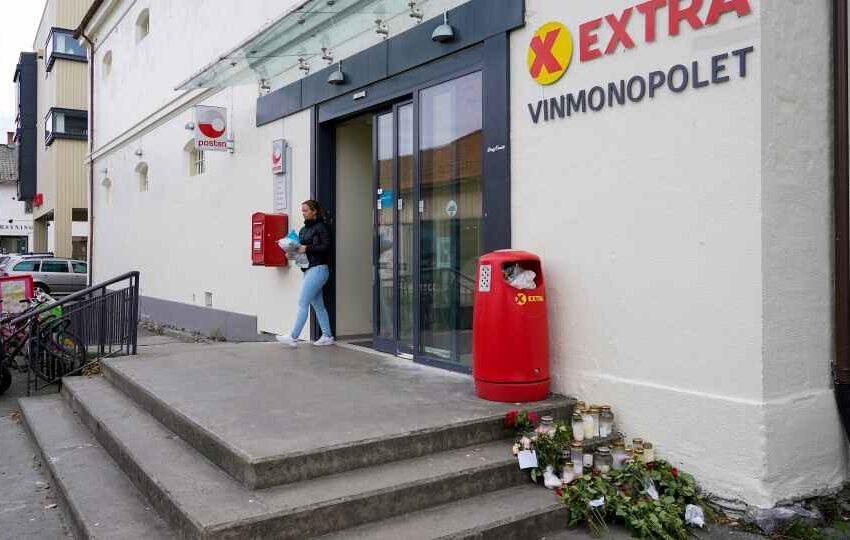 کشته شدن قربانیان حمله نروژ با تیراندازی