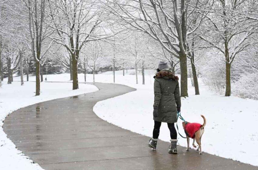 زمستانی سرد و طوفانی با لانینا در انتظار کاناداییها