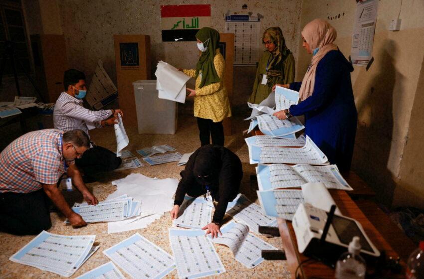 مشارکت در انتخابات عراق پایین بود