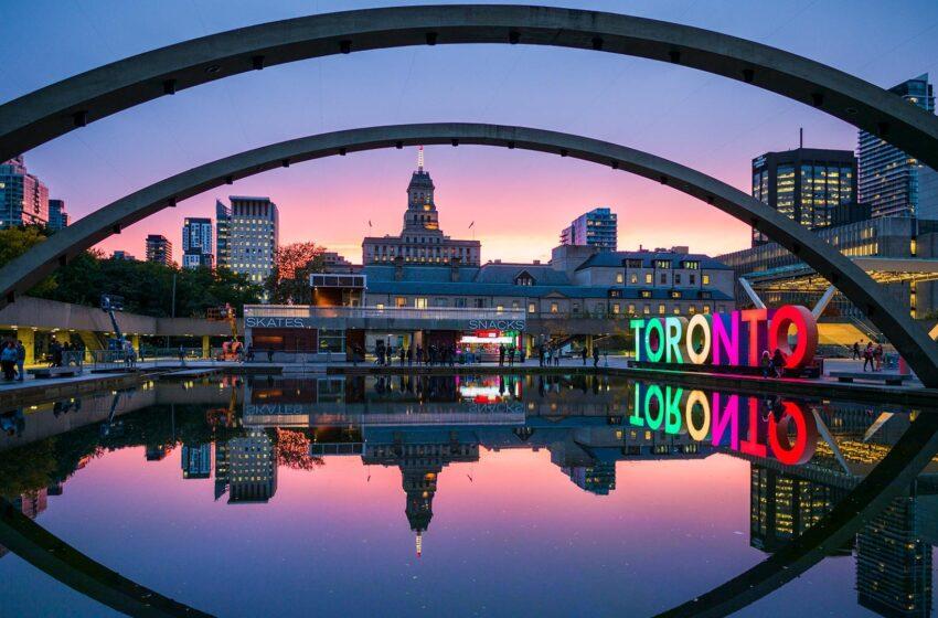 تورنتو یکی از بهترین شهرهای دانشجویی در کشور کانادا