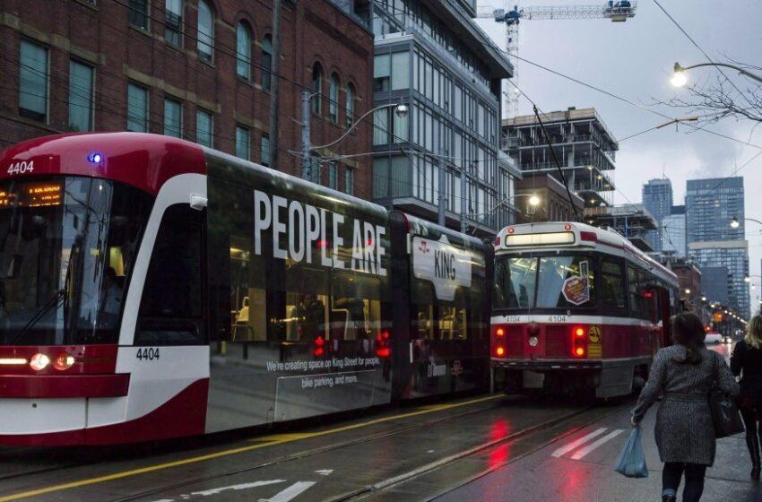 اهمیت حمل و نقل عمومی در کشور توسعه یافتهی کانادا