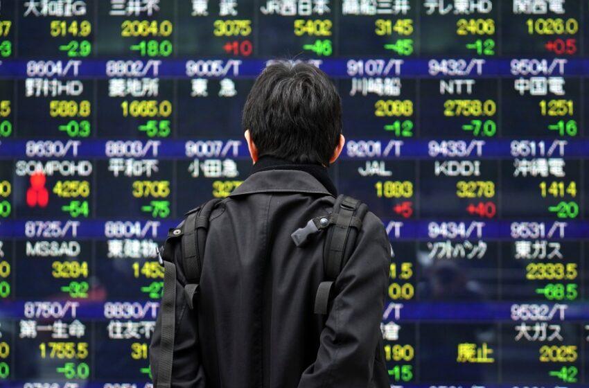 دادههای رشد چین باعث سقوط سهام آسیایی شد